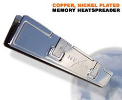 Nexus Memory Heatspreader